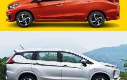 งัดข้อกันสุดแรง เปรียบเทียบระหว่าง Honda Mobilio 2018-2019 กับคู่แข่ง Mitsubishi Xpander 2018-2019