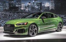 Audi RS5 Sportback โคตรแรง โคตรหล่อ สายพันธุ์ใหม่แห่ง RS