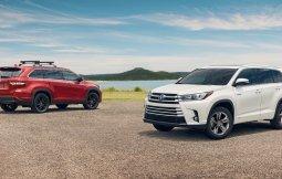 TOYOTA  HIGHLANDA 2019 รถ SUV สุดหรูระดับพรีเมียม ที่หลายครอบครัวไว้วางใจ