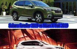 เปรียบเทียบกันทุกจุด Subaru Forester 2019 กับ Nissan X-Trail 2019 คันไหนคือขวัญใจรถครอบครัว