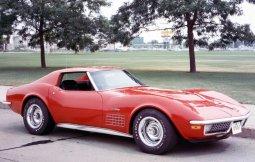 Chevrolet Corvette 1970 รถสปอร์ตจาก Chevrolet ที่สามารถสร้างยอดขายได้มากที่สุดในประวัติการณ์