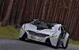 สุดเท่ไม่ซ้ำใครกับรถไฮเทค BMW Vision EfficientDynamics