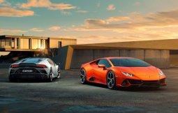Lamborghini Huracan EVO แรงรับปี 2019 แบบสุดๆ