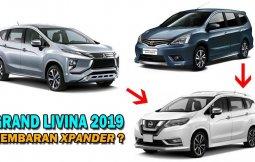 Nissan Livina 2019 แฝดหน้าตาดีอีกฝาของ Mitsubishi Xpander