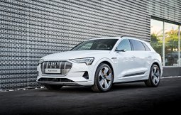 Audi e-tron 2019  SUV พลังงายไฟฟ้าสุดพรีเมียม เปิดตัวในไทย สนนราคา 5.099 ล้านบาท
