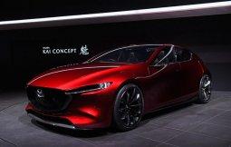 งามหยด ! Mazda พร้อมอวดโฉมรถยนต์ต้นแบบ KAI Concept ที่งาน Bangkok Motor 2019