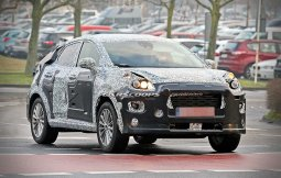 Ford โป๊ะแตก ! เผย Spyshot  รถรุ่น PUMA  ที่ว่ากันว่าจะมาแทน Ecosport ในอนาคต