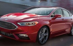 Ford FUSION 2019 รถเก๋งซีดาน สวยสะดุดตา ด้วยความหรูหราในทุกมุมมองรอบคัน