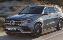 ยลโฉม SUV คันงาม Mercedes-Benz GLS 2020  biturbo V8 4.0 ลิตรพร้อม EQ Boost