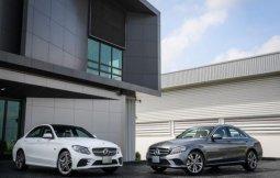 Mercedes-Benz C 300 E ยนตรกรรมขับเคลื่อนด้วยพลังงานไฟฟ้า