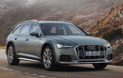 Audi A6 ALL ROAD 2020 ตัวเลือก ไสตล์ออฟโรดเพื่อลุยทุกเส้นทาง