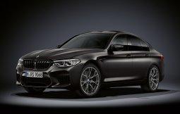 BMW M5 รุ่นพิเศษฉลองครบรอบ 35 ปี
