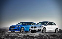All-new BMW 1 Series 2020 สปอร์ตขับเคลื่อนล้อหน้าที่ทั่วโลกรอคอย