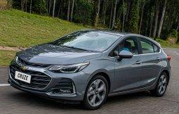 Chevrolet Cruze 2020  เวอร์ชั่นละตินอเมริกา