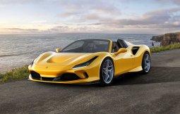 ยลโฉม Ferrari F8 Spider ซุปเปอร์คาร์ตัวแรงสุดของเครื่องยนต์ V8 จากค่ายม้าลำพอง