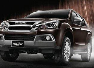 เปรียบเทียบ Isuzu MU-X 2018 กับ Ford Everest 2018 คันไหนน่าซื้อกว่ากัน?