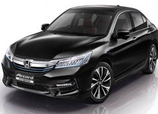 รีวิว Honda Accord Hybrid 2018 พบกับนิยามของความสบายในระดับเฟิร์สคลาส