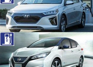 เทียบกันให้ชัดระหว่าง Hyundai IONIQ 2019 กับ Nissan Leaf 2019 คันไหนคือ EV Car ที่คุ้มค่าน่าลองใน พศ.นี้