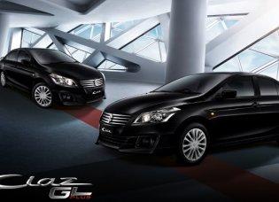 ราคาและตารางผ่อน Suzuki Ciaz GL PLUS อีโคซีดานสไตล์สปอร์ต อีกขั้นของการขับขี่ที่ดีเยี่ยมและลงตัว