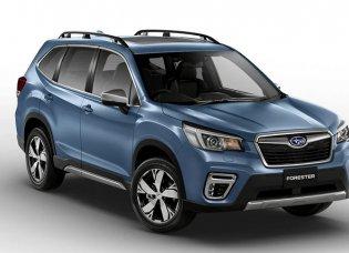 ราคาและตารางผ่อน All New Subaru Forester รถยนต์ SUV สมรรถนะแกร่ง พร้อมลุยในทุกเส้นทาง