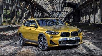 เปิดตัว BMW X2 2018 (บีเอ็มดับเบิลยู เอ็กซ์2 2018)