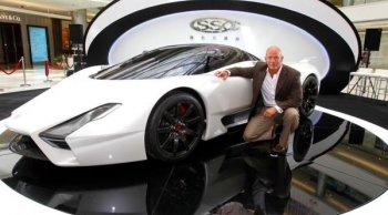 Shelby Super Car Tuatara  ซุปเปอร์คาร์ สปอร์ตอเมริกันสายพันธุ์ใหม่