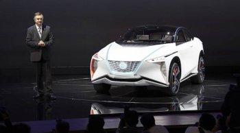 เตรียมเผย Nissan IMx Crossover รุ่น Production