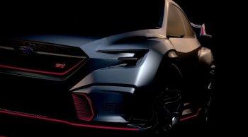 เปิดตัว Subaru Viziv Performance STI 2018 ที่ Tokyo Auto Salon