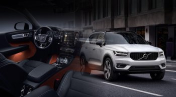 ประกาศผลิต Volvo XC40 2018 Hybrid ปลายปีนี้