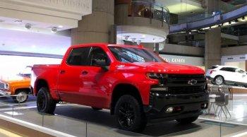 Chevrolet Silverado รุ่นใหม่ มาทั้งเครื่องยนต์ดีเซล 3.0 และเบนซิน V8 พร้อมเกียร์ 10 สปีด