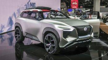 สุดล้ำเกินใคร กับ Nissan Xmotion Concept 2018 ใหม่