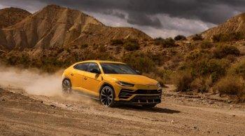 Pirelli ทำการพัฒนายางรุ่นพิเศษสำหรับ Lamborghini Urus
