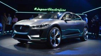 เสือมาหนีเร็ว! Jaguar ยืนยันเปิดตัว The New Jaguar I-Pace