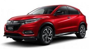 Honda เผยภาพ HR-V โฉมใหม่ ก่อนเปิดตัวในญี่ปุ่นเร็ววันนี้