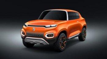SuzukiเผยโฉมMaruti Suzuki Concept Future S