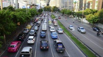 8 ถนนในกรุงเทพฯ ห้ามขับรถเร็วเกิน 50 กม./ชม.