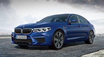 เปิดตัวซีดานพันธุ์โหด BMW M5 M xDrive 2018 อย่างเป็นทางการเคาะราคา 13,339,000 บาท