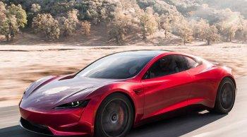 เตรียมเปิดตัว Tesla Roadster 2020 รถสปอร์ตจิ๋วแต่สมรรถนะไม่จิ๋ว