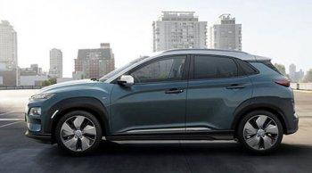เตรียมเปิดตัว Hyundai Kona Electric 2018 เอสยูวีไฟฟ้าที่งานเจนีวามอเตอร์โชว์ 2018