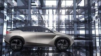 เปิดตัว Nissan IMx KURO ในงานเจนีวามอเตอร์โชว์