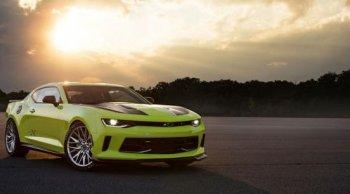 เลเวลอัพ! Chevrolet Camaro พาเหรดปรับโฉมรุ่นย่อย  เพิ่มรุ่น 1LE 2.0 และเติมเกียร์ 10 จังหวะ