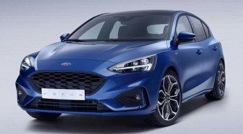 ถูกใจแฟนคลับฟอร์ดรุ่นเล็กเมื่อ Ford Focus 2018 รุ่นล่าสุดถูกเผยโฉมครั้งแรกที่เมืองเบียร์