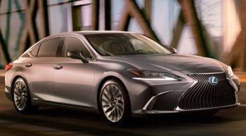 Lexus ES รุ่นใหม่สุดหรูเปิดตัวในงาน Beijing Motor Show พร้อมทางเลือกเครื่องยนต์ Hybrid