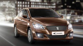 อัพเดทราคา Suzuki Ciaz ซีดานตัวเก่งขวัญใจมหาชน เริ่มต้นเพียง 480,000 บาท