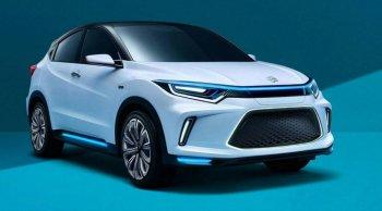 เปิดตัว Honda Everus EV Concept 2018 รถต้นแบบพลังงานไฟฟ้าในประเทศจีน