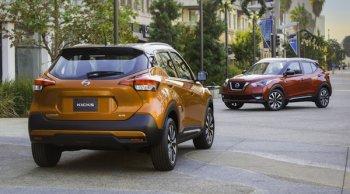 ประกาศราคา Nissan Kicks 2018 ในสหรัฐเริ่มต้น 5.7 แสนบาท