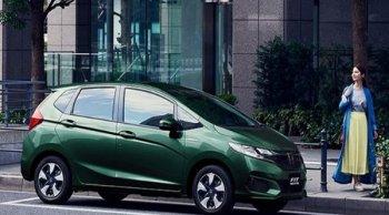 Honda Jazz Fit Comfort Edition 2018 พร้อมบุกตลาดญี่ปุ่น