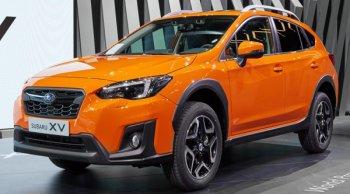 ราคาและตารางผ่อนรถ Subaru New XV 2018