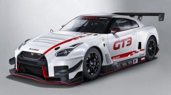 สปอร์ตสุดโดนใจกับ Nissan GT-R NISMO GT3