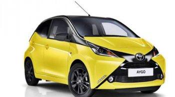 Toyota Aygo 2018 คอมแพ็คคาร์ตัวเก่งมาตรฐานยุโรป